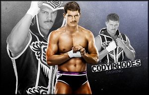 Cody Rhodes Signature ~2015~ by laiokcho