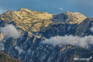 Creeping Low Clouds by mjohanson