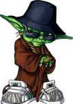Hip Hop Yoda by Almigh-T