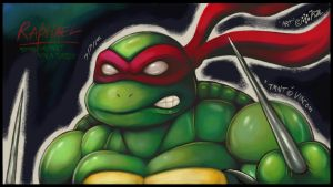 Art academy sketchpad: Raphael by Rafeal