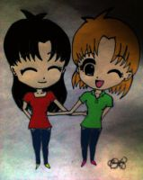bestfriends forever.. by Avereal