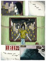 Comic A Page 3 colored by sitres