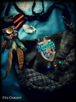 Ravenclaw Bag by EireCrescent