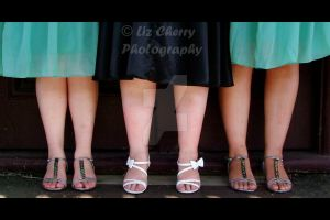 The Girls ~ J+T wedding by that-cherry-girl