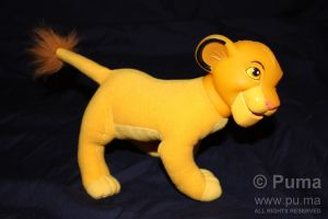 1994 Cub Simba by Applause by dapumakat