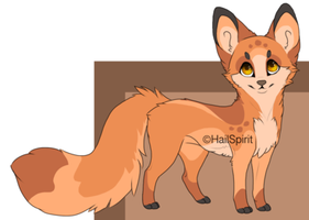 Fox adopt - closed by keirrei