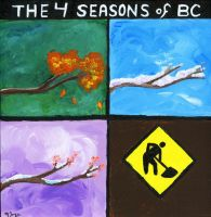 The 4 seasons of BC by shadowsmyst