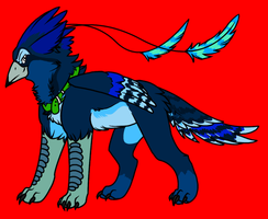 Gurifin Ref by IcexLilly