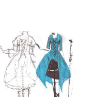 lolita dress designs by reses