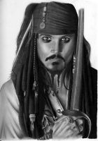 Jack Sparrow by DMThompson
