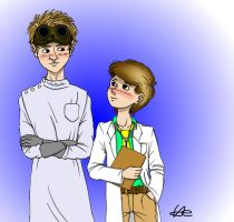 The Doctors by StellaPollet