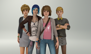 Girls of Blackwell by forrester961