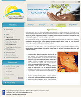 Investment website by ABD-esign