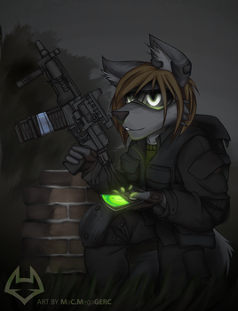 [AT] Close to the Artifact by McTranceFox