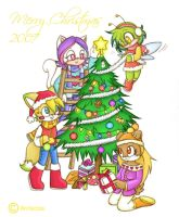 Merry Christmas 2007 by Arriscas