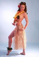 Hula Girl I by MAdams06