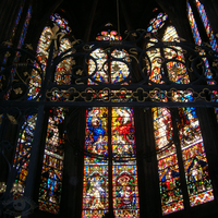 Stained Glass 1 by LenSpirations