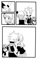 Nalu: Should have happened by xmizuwaterx