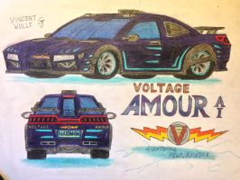 Voltage Amour AI Exotic Muscle Concept by Vincent-Wullf