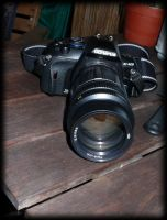 A wolf of a lens Tair 11A by pagan-live-style