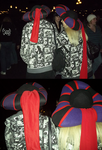 Frollo Hats at Disneyland by ChristineFrollophile