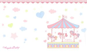 Sugary Carnival Wallpaper by lollypoplovely