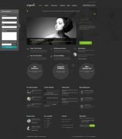 Organic Multipurpose Theme for Joomla by DaJyDesigns