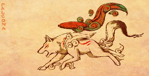 Amaterasu by Paleona