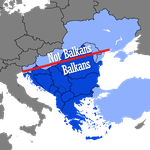 Balkan Countries According to Me by CaptainVoda