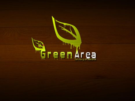 Green area wallpaper by CrunkyJuice