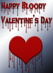 Bloody Valentines by blackmoonrose13