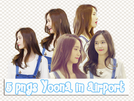 [PNG] 5pngs Yoona by Byy by ByyLii