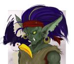 Goblin Week by TheMushman