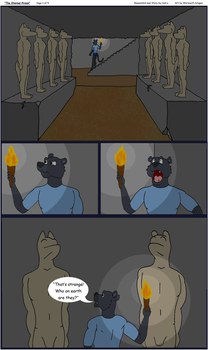 The Eternal Prison ~ Page 1 of 5 by werewolf-dragon