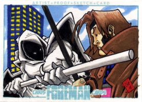 Gambit Moon Knight PSC by chris-foreman