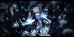 Sprite Signature: The World Ends With You. by ACitric