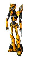 BB Prime by RaspberryBananaCreme