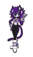 Redesign of Old Character- Oldie to Kavita by bittybitt39