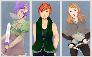 SE - Exterm Girls by amberriess