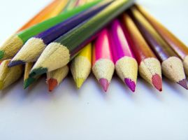 Colored Pencils 4868653 by StockProject1
