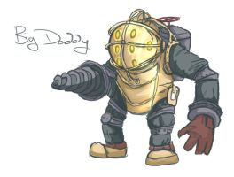 Big Daddy by bloodonthemoon5