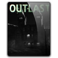 Outlast Icon by dylonji