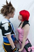 Kairi, I'm Home... by Glass-Rose-Prince