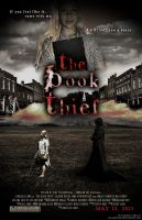 RASTER: The Book Thief by Islandstar