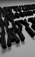 3Dtype by pattysmear