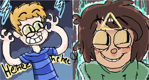 iscribble bippin by pumpkinuffin