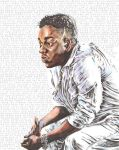 Kendrick Lamar by BrothaBlu