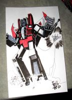 2010 BCC : StarScream by fbwash