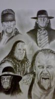 The Undertaker by rickster60