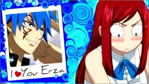 Love You Erza by LadyNoa